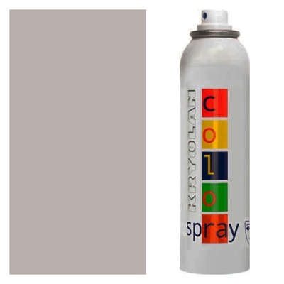 Coloured Hairspray Light Grey D19 - 150ml