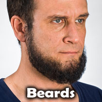 Theatrical Beards