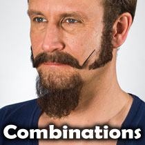 Beard and Moustache Combinations